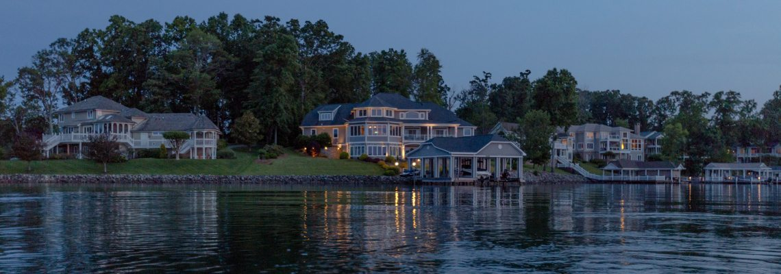 smith mountain lake homes