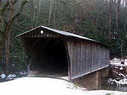 covered bridges in virginia