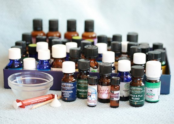 How to Naturally Repel Pests With Essential Oils