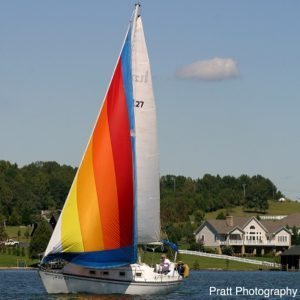 Smith Mountain Lake Sailing