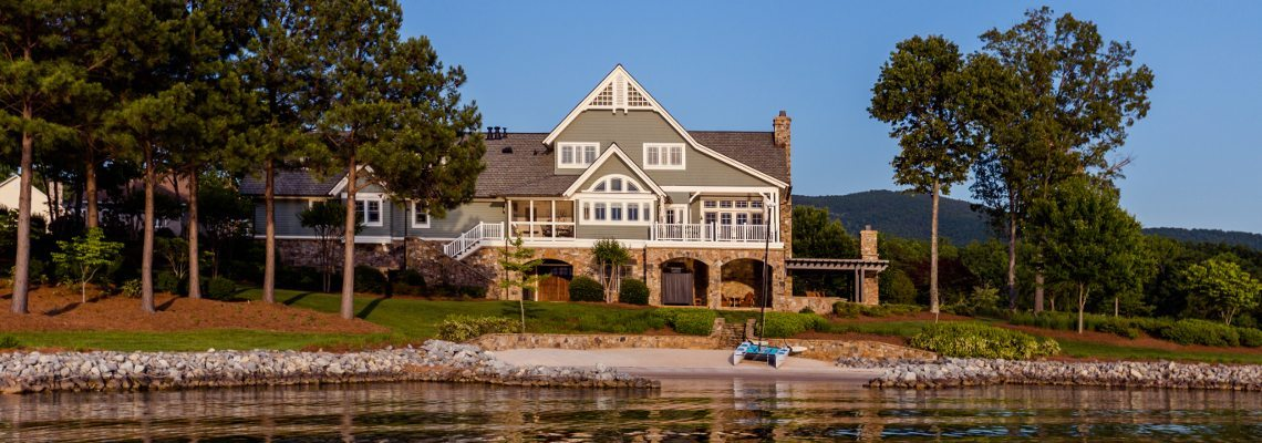 About Smith Mountain Lake Homes