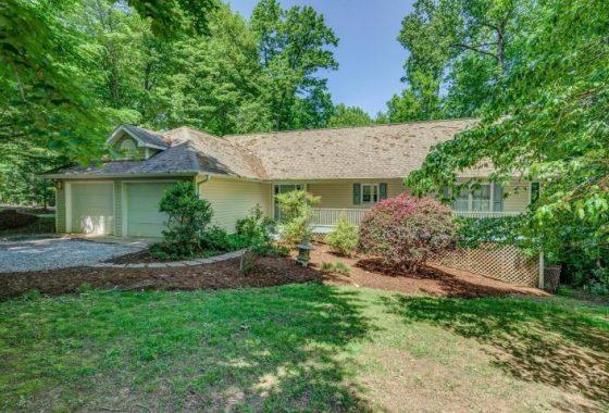 Homes For Sale On Smith Mountain Lake, VA